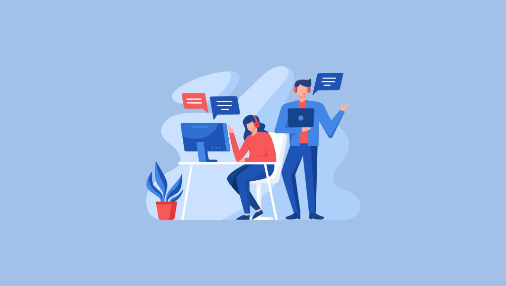 suporte e sucesso do cliente
